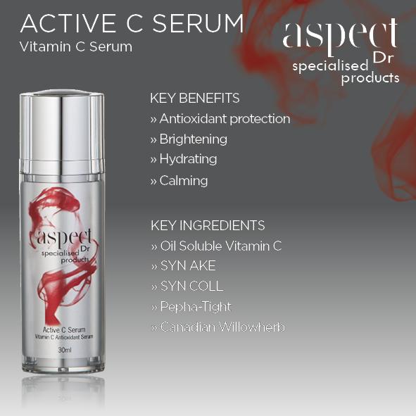Active C Serum information